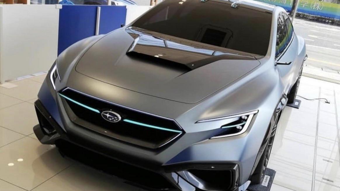 Concept and Review Subaru Sti 2022 Horsepower