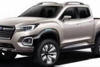 research new subaru truck 2022 specs