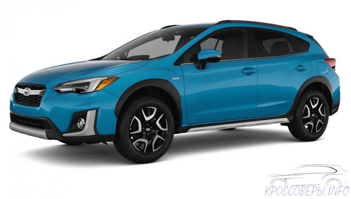 Redesign and Review Subaru Xv Hybrid 2022