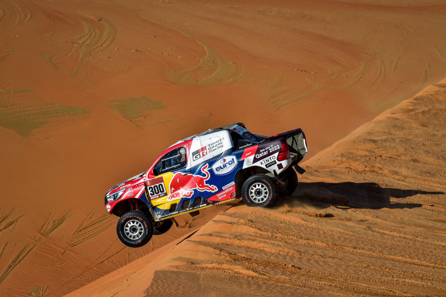 Redesign and Concept Toyota Dakar 2022
