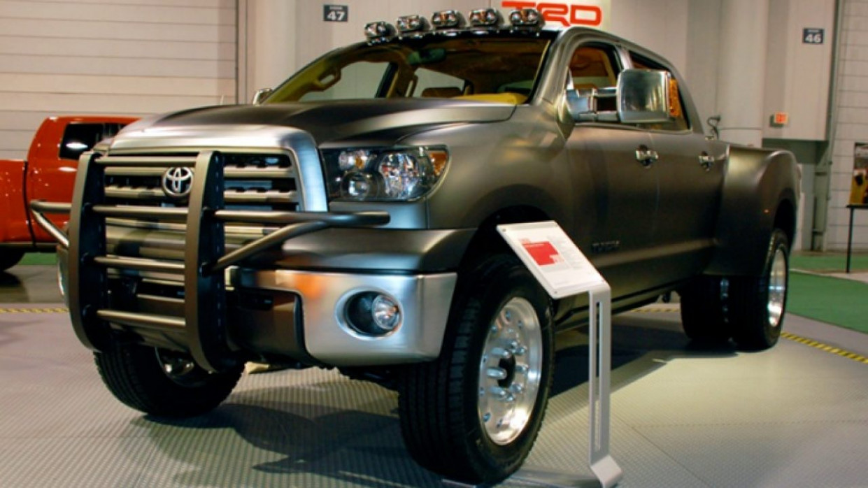 Release Date and Concept Toyota Dually 2022