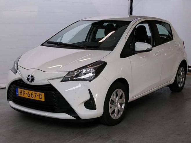 Review Toyota Yaris 2022 Europe