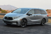 research new when does 2022 honda odyssey come out