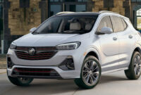 research new when does the 2022 buick encore come out