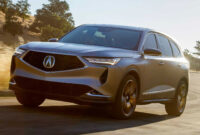 review 2022 acura mdx