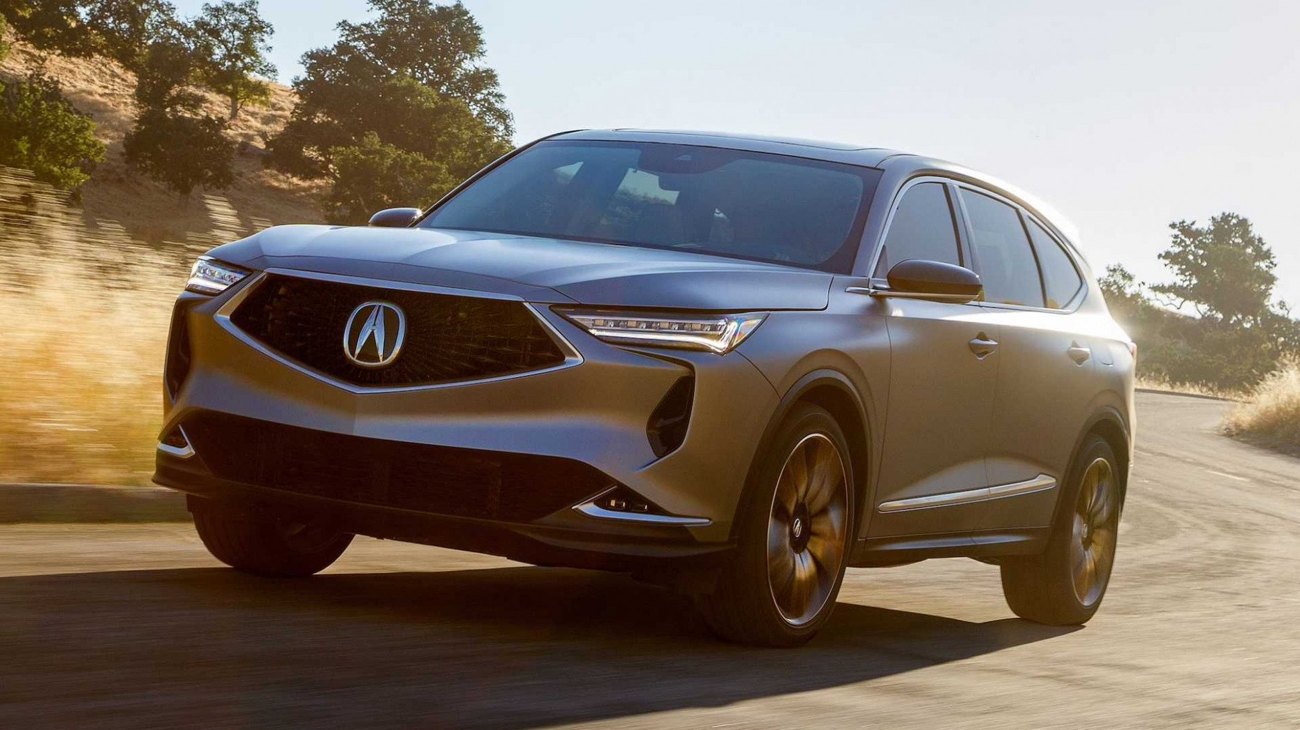 Concept and Review 2022 Acura MDX