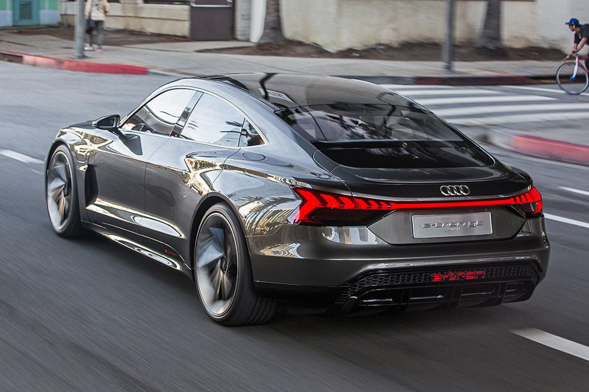 Engine 2022 Audi A5 Coupe