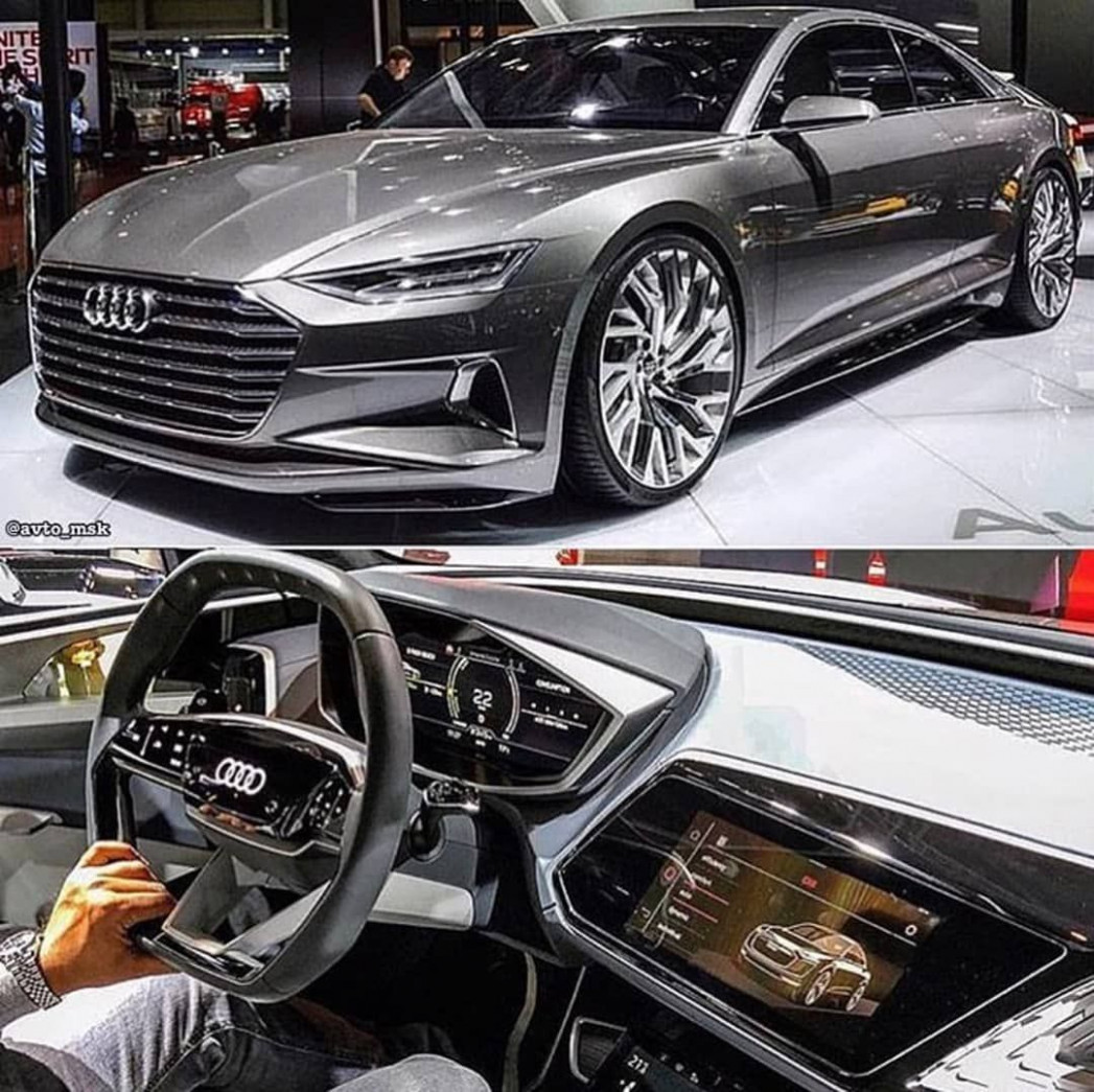 Prices 2022 Audi A9 Concept