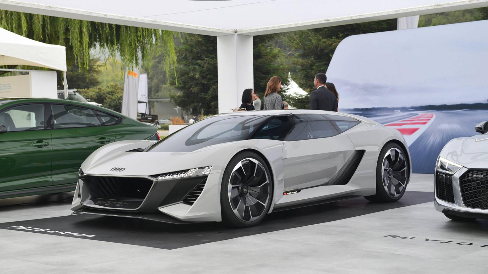 Prices 2022 Audi R8 E Tron