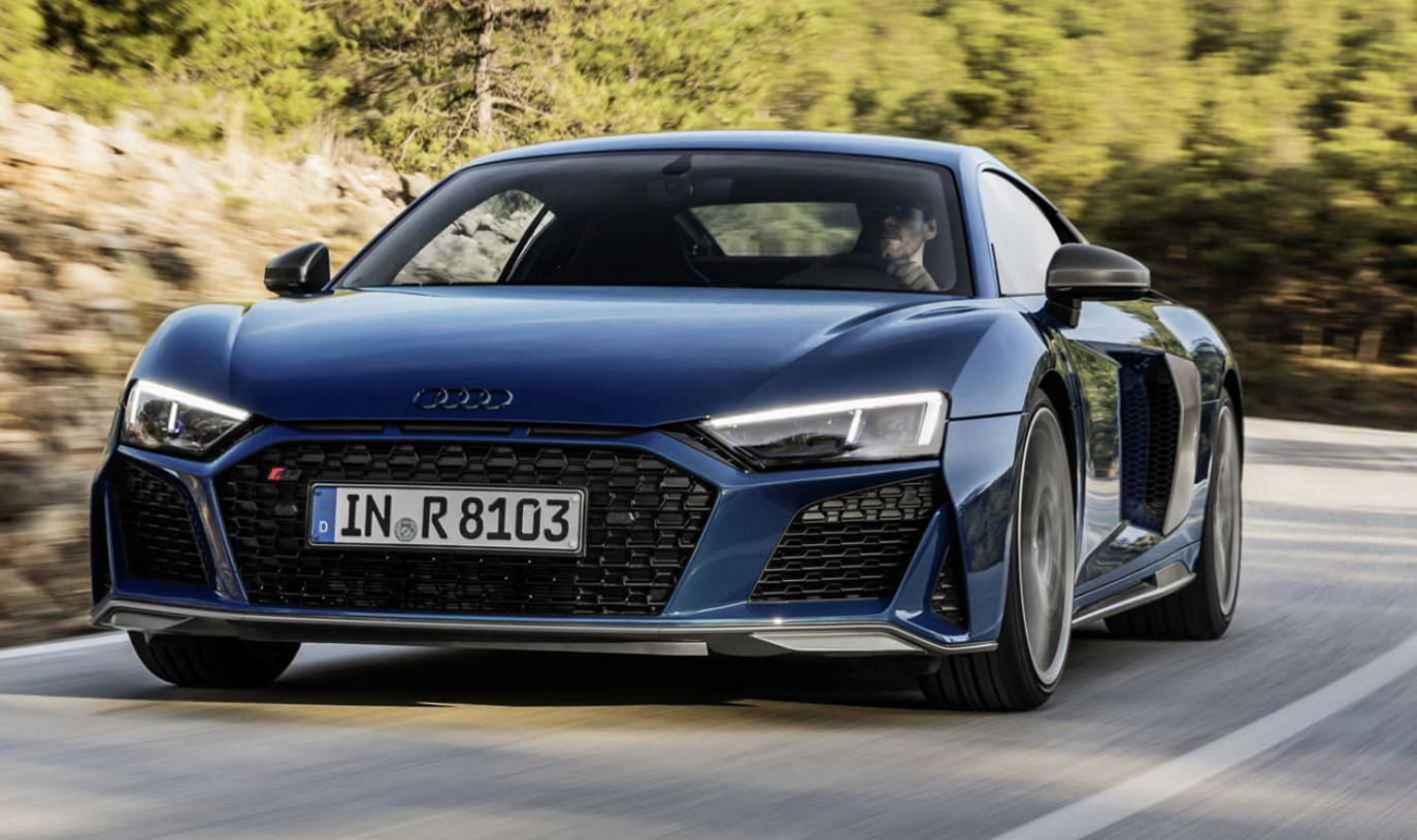 Price and Release date 2022 Audi R8 V10 Spyder