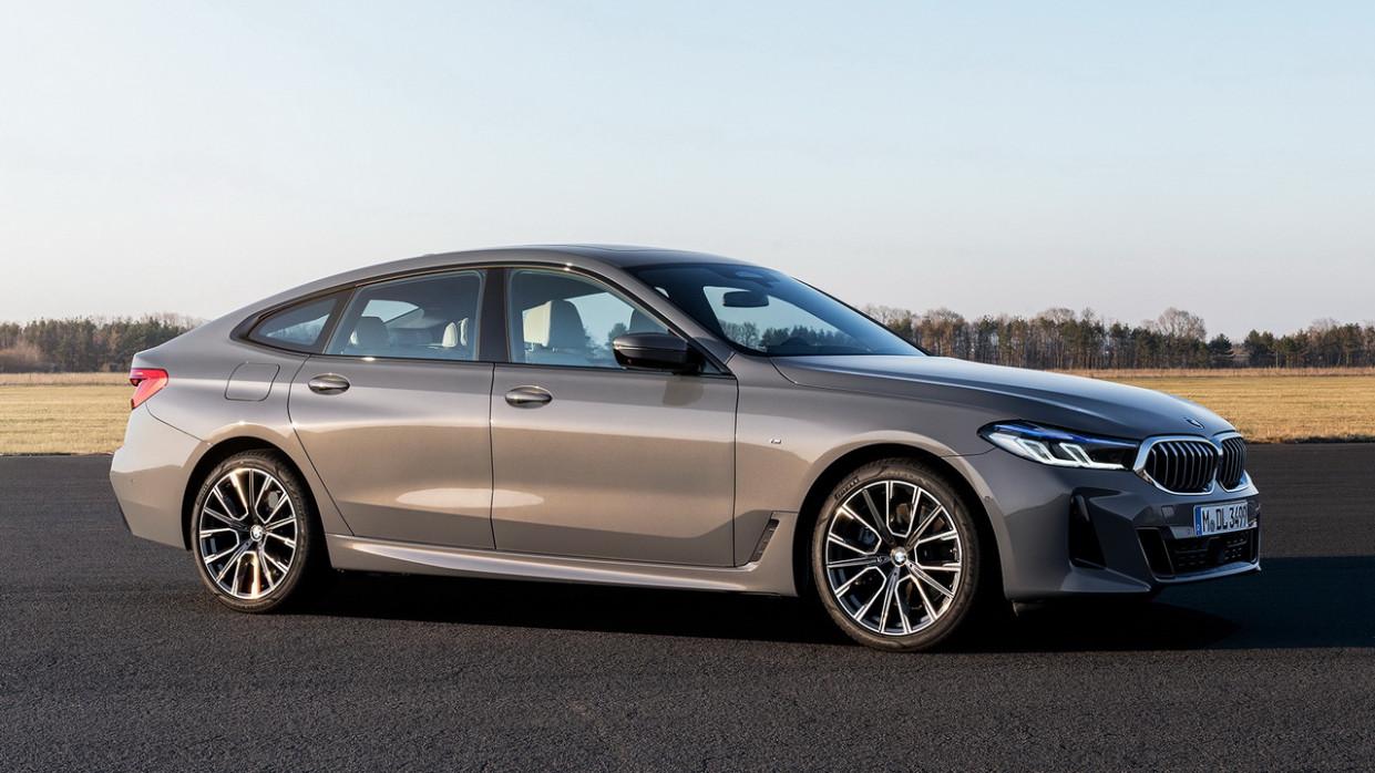Concept 2022 BMW 6 Series