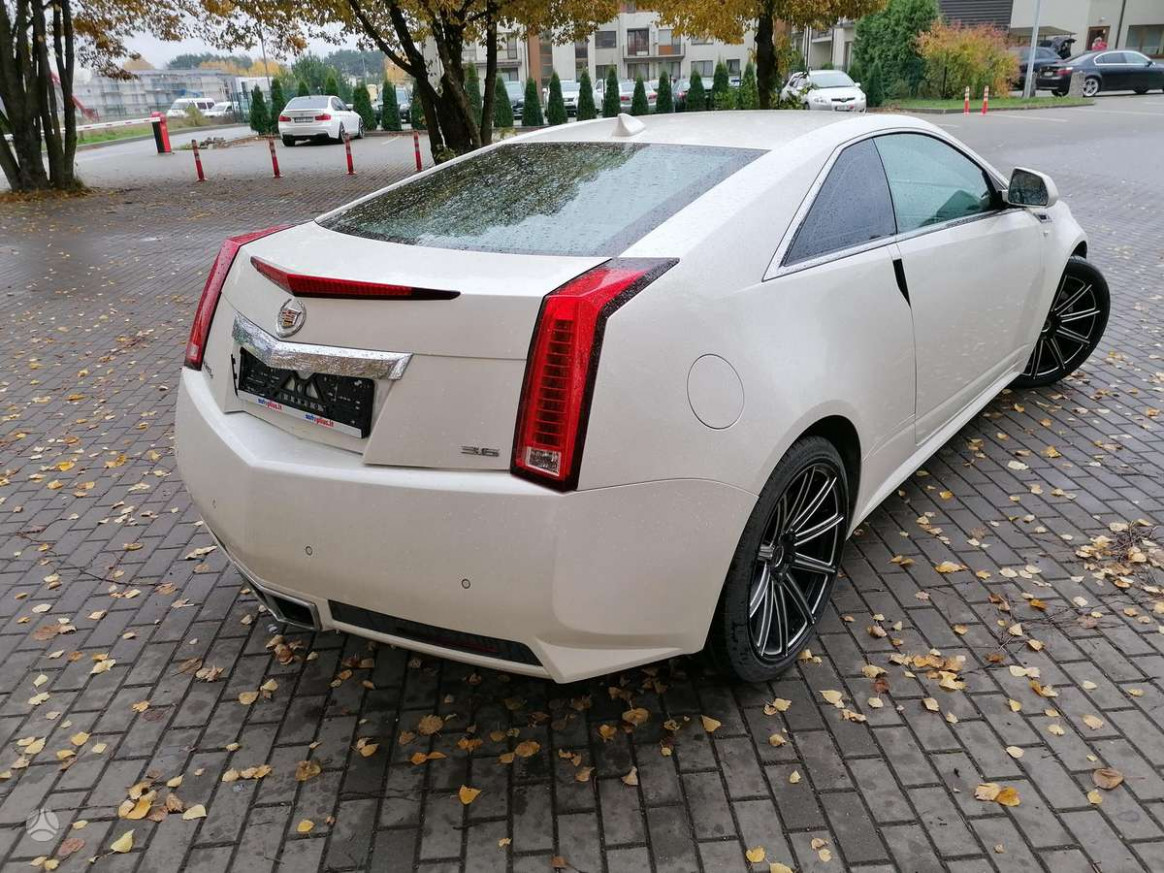 First Drive 2022 Cadillac Cts V Coupe