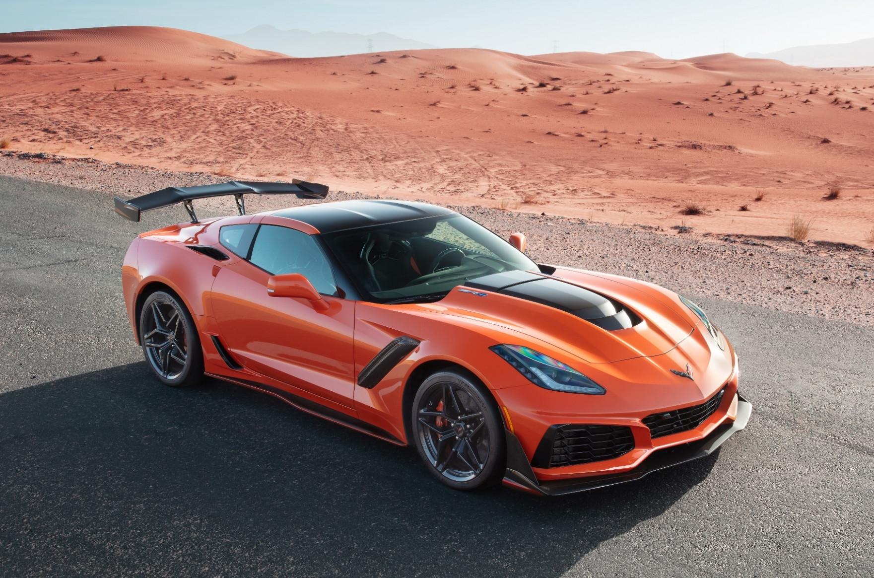 Release Date and Concept 2022 Chevrolet Corvette Zora Zr1