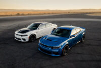 review 2022 dodge charger srt 8