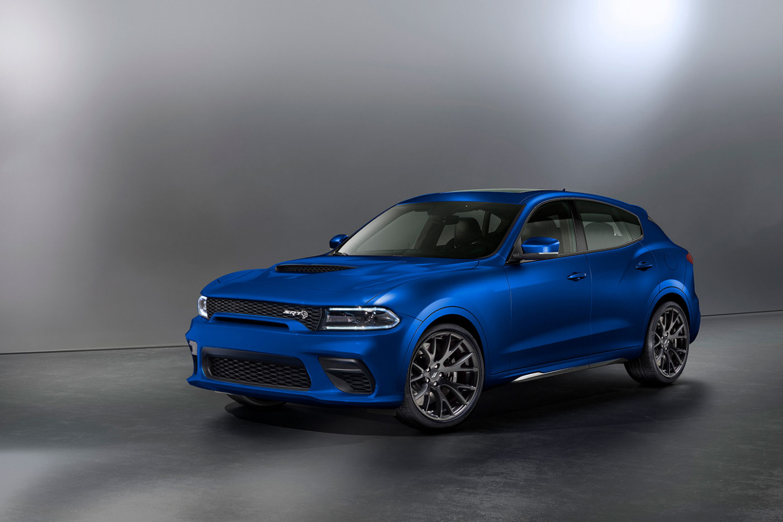 Performance 2022 Dodge Journey Srt