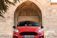 review 2022 fiesta st