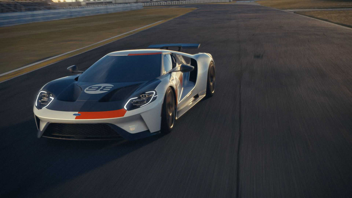 Review and Release date 2022 Ford GT40