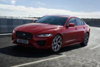 review 2022 jaguar xe sedan