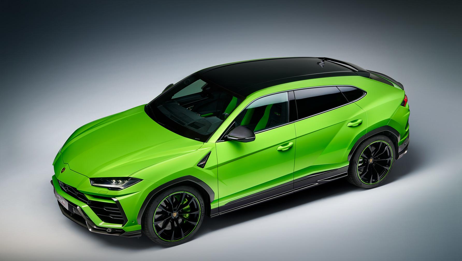 Picture 2022 Lamborghini Urus