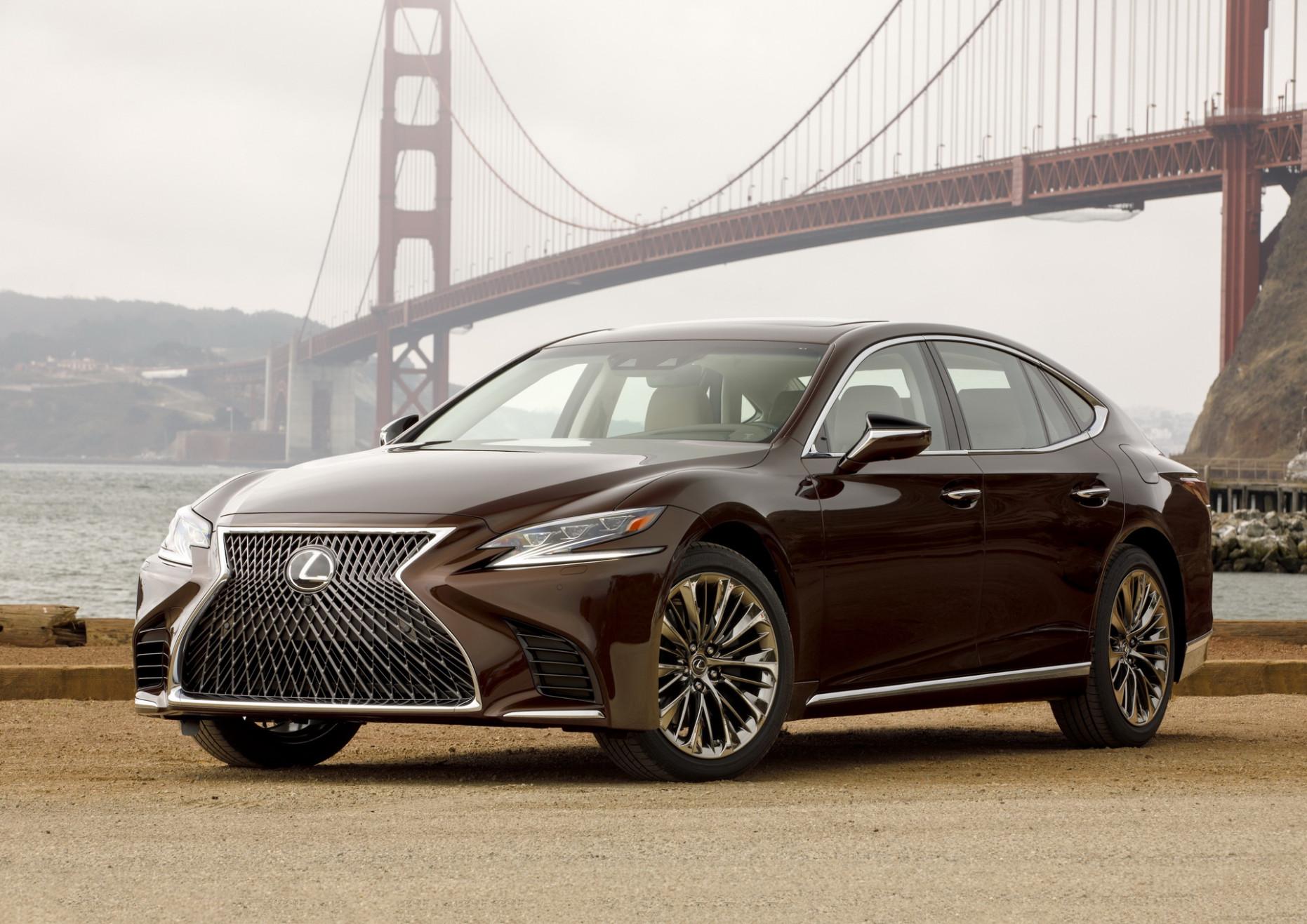 Pricing 2022 Lexus Ls 500 V8