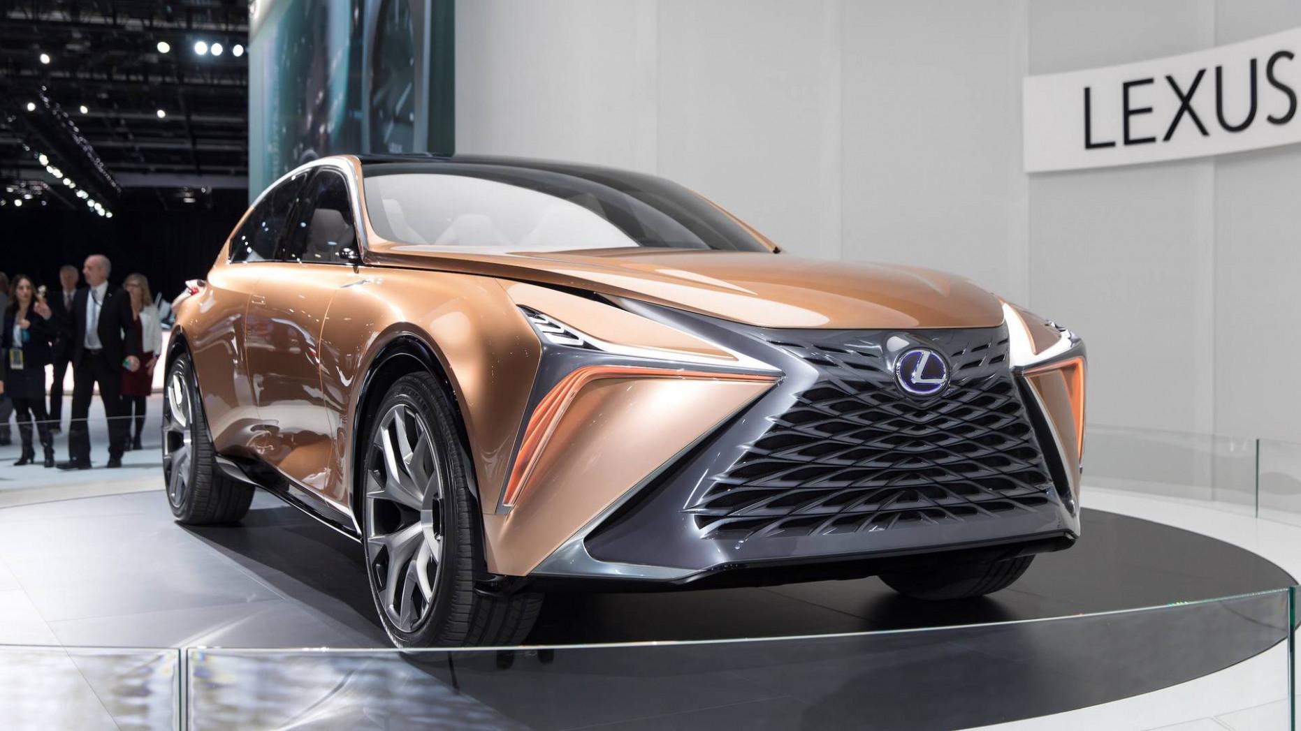 Performance and New Engine 2022 Lexus Ls 500 V8