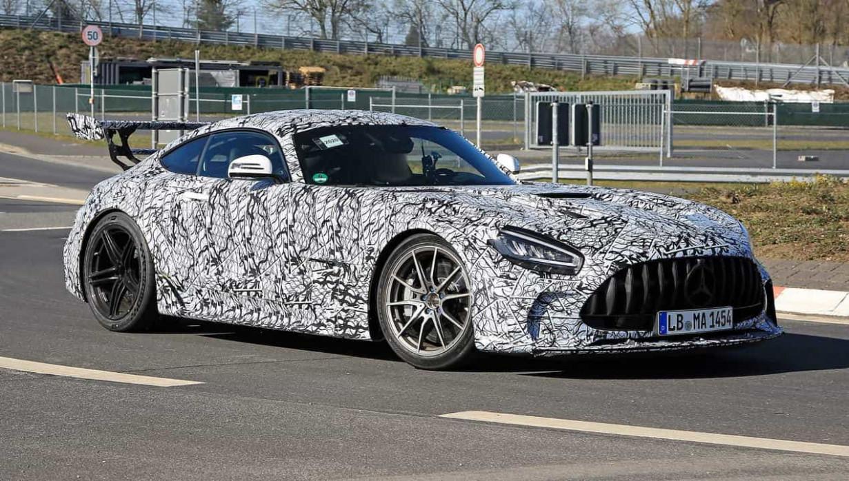 Specs 2022 Mercedes AMG GT