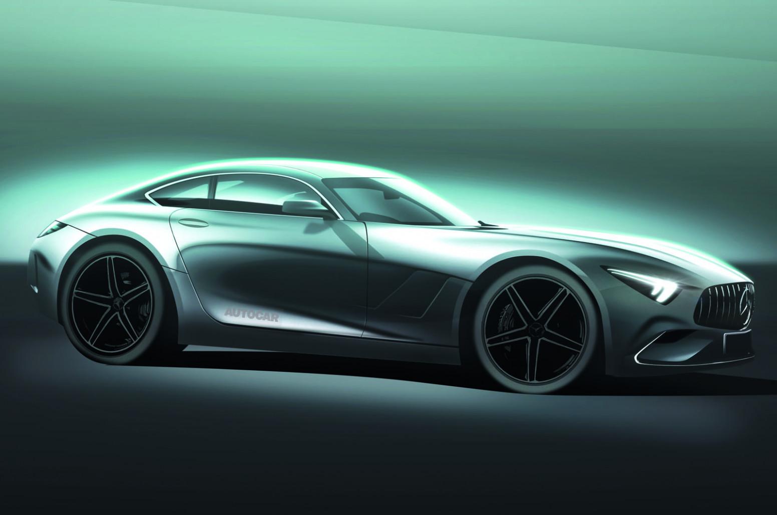 Performance 2022 Mercedes AMG GT
