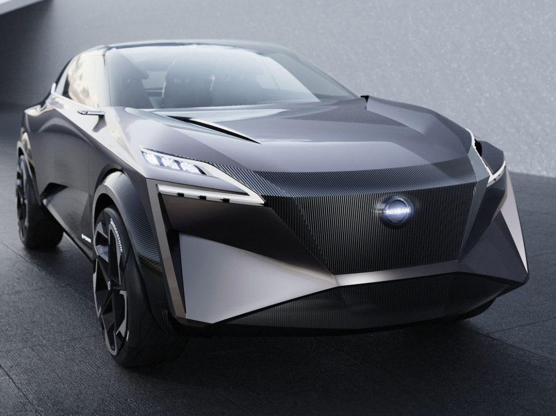 Interior 2022 Nissan