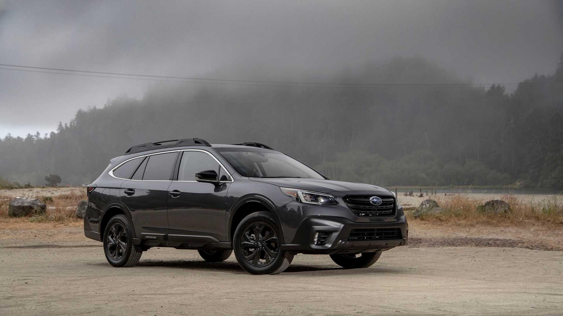 Exterior and Interior 2022 Subaru Ascent Release Date