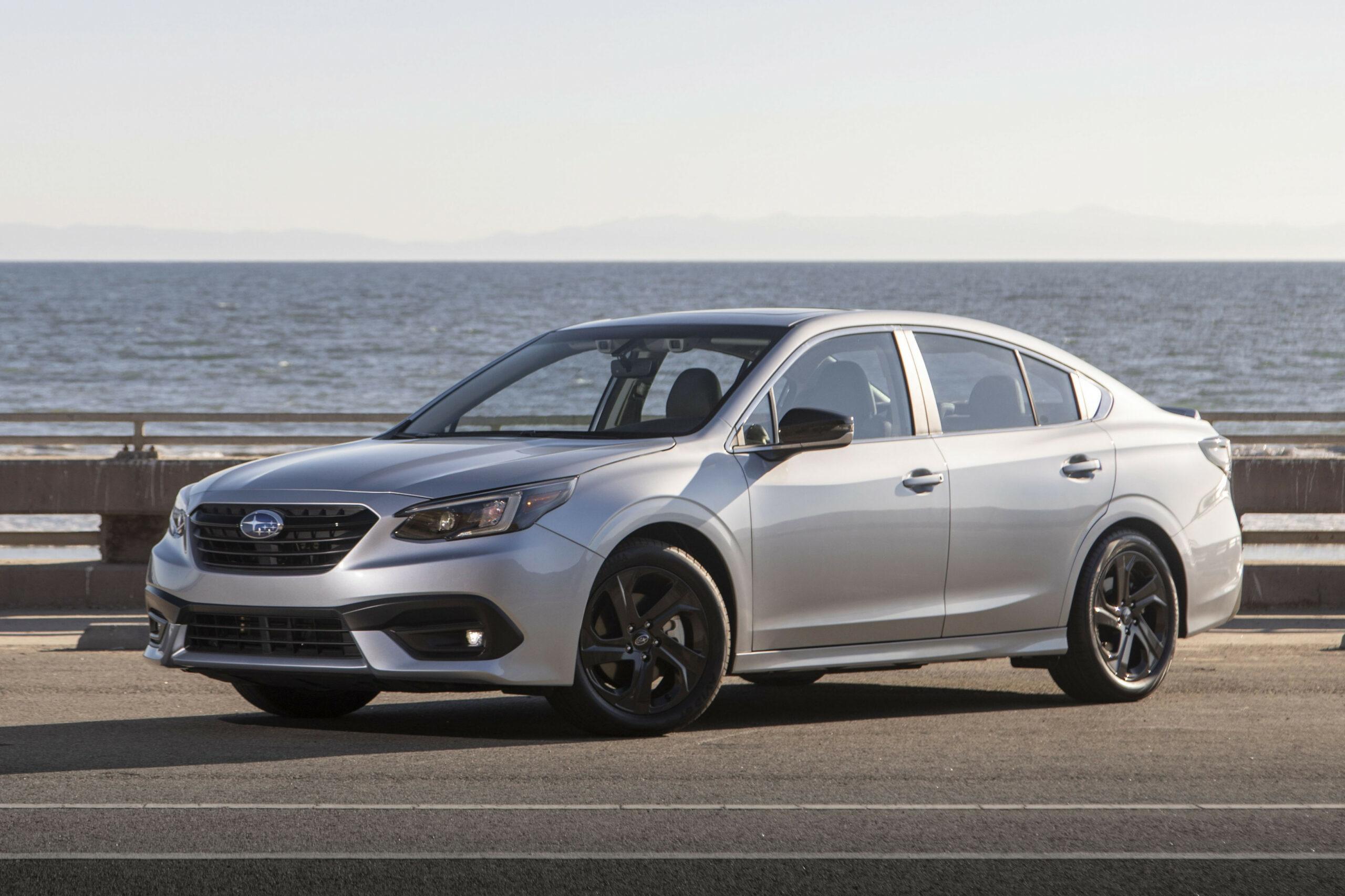 Speed Test 2022 Subaru Legacy Turbo Gt