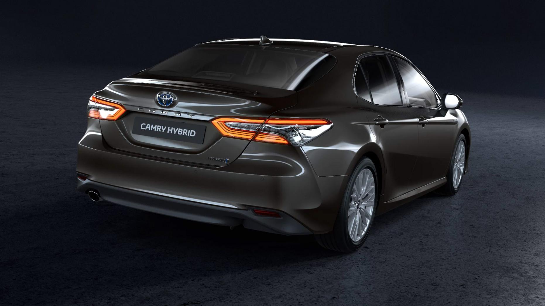 Rumors 2022 Toyota Camry Se Hybrid