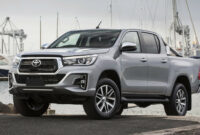 review 2022 toyota hilux spy shots