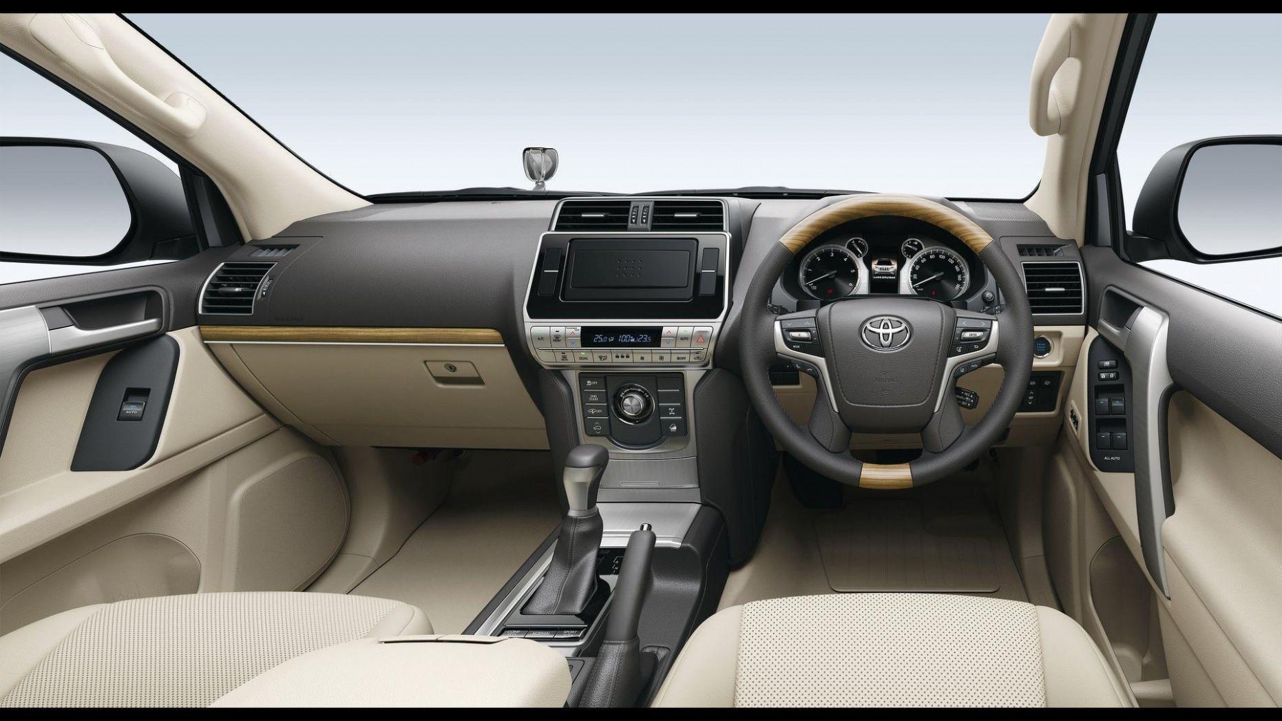 Picture 2022 Toyota Prado