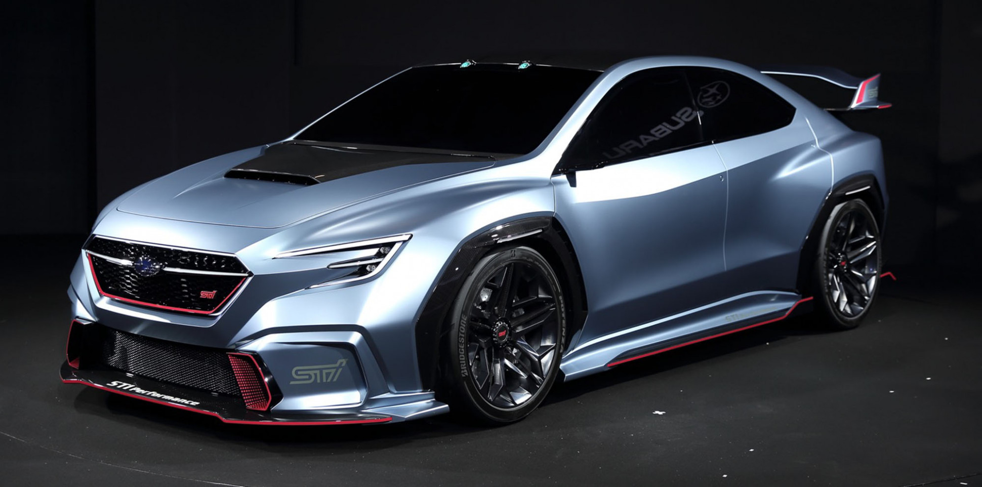Specs and Review 2022 Wrx Sti Hyperblue