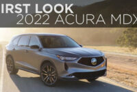 review and release date 2022 acura mdx changes