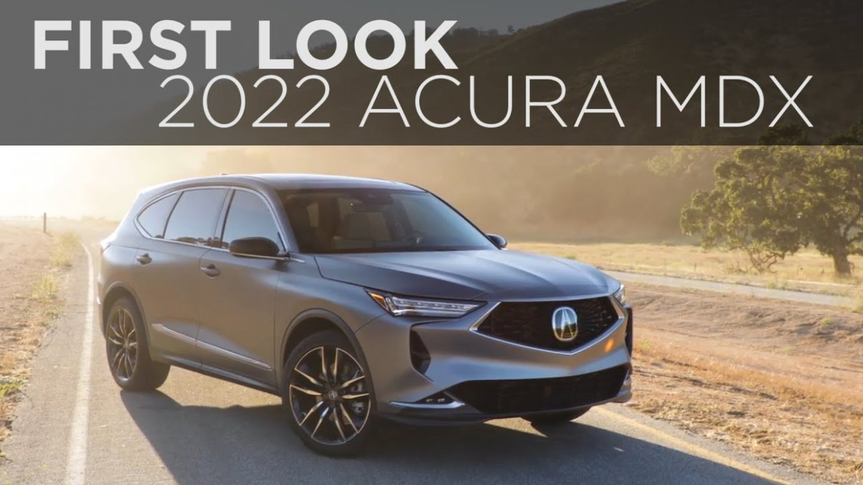 Price and Release date 2022 Acura Mdx Changes
