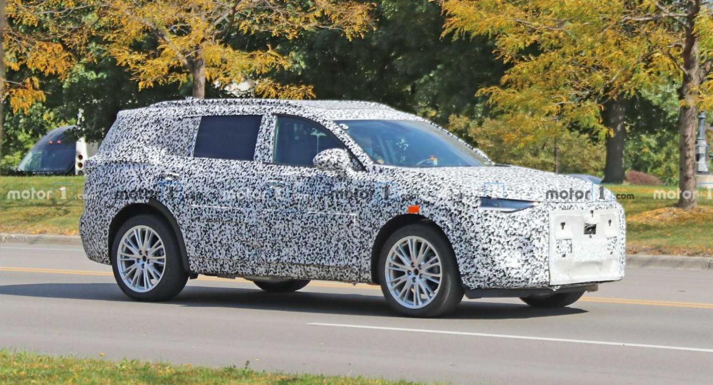 Concept 2022 Buick Envision