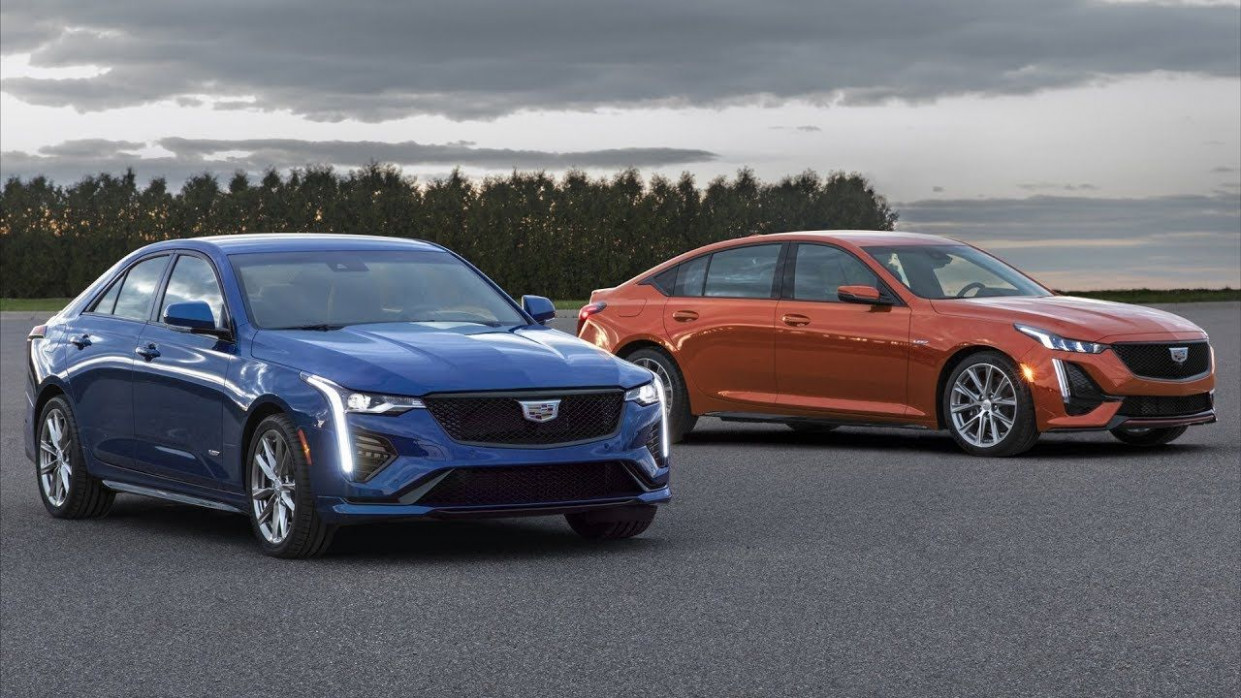 Performance and New Engine 2022 Cadillac Ct5 Mpg