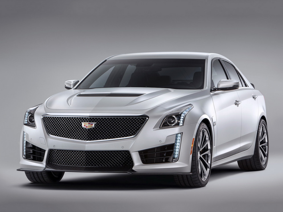 Performance 2022 Cadillac Cts V Coupe