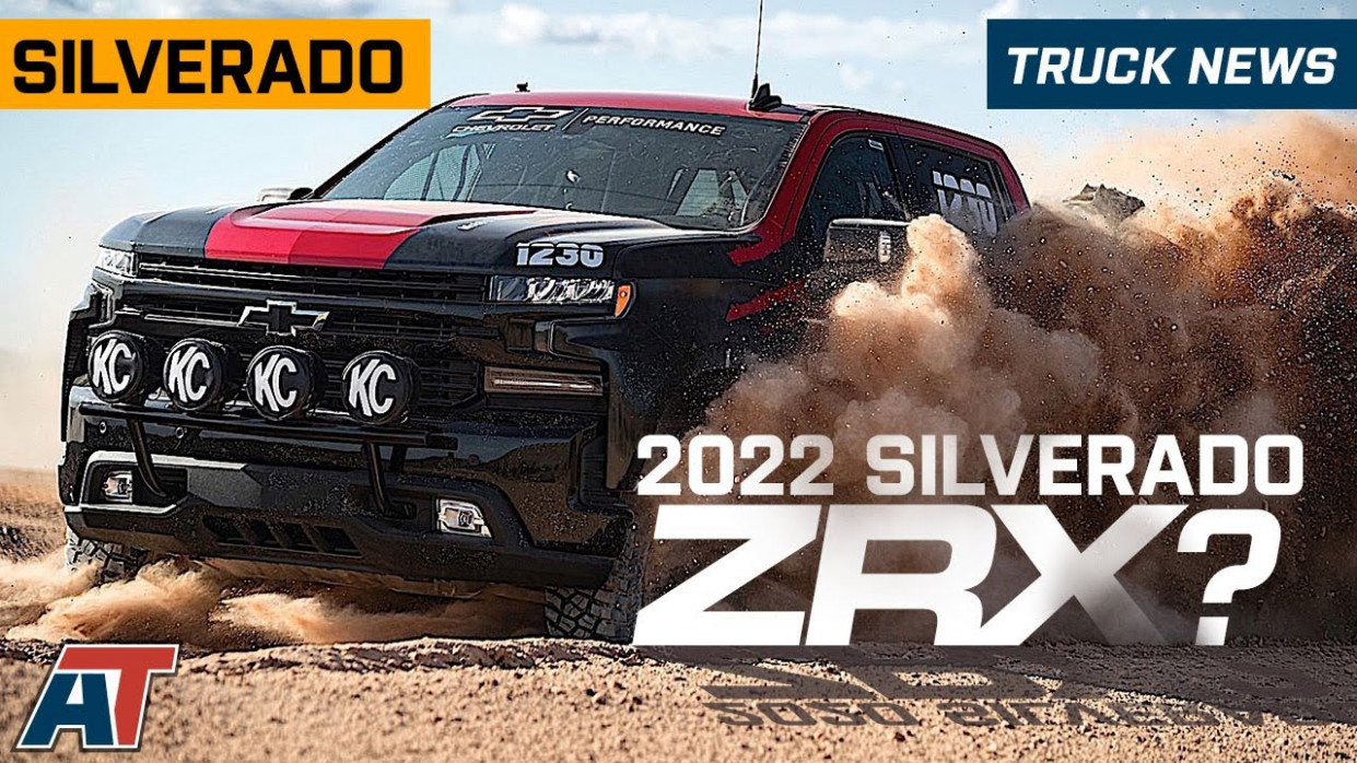 Overview 2022 Chevrolet Silverado Images
