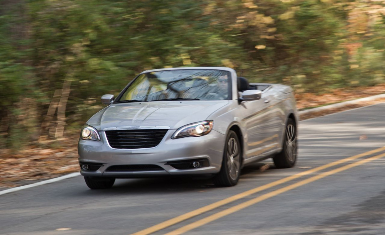Release Date 2022 Chrysler 200 Convertible