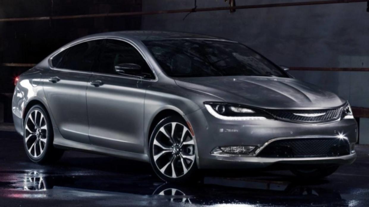 Pricing 2022 Chrysler 200