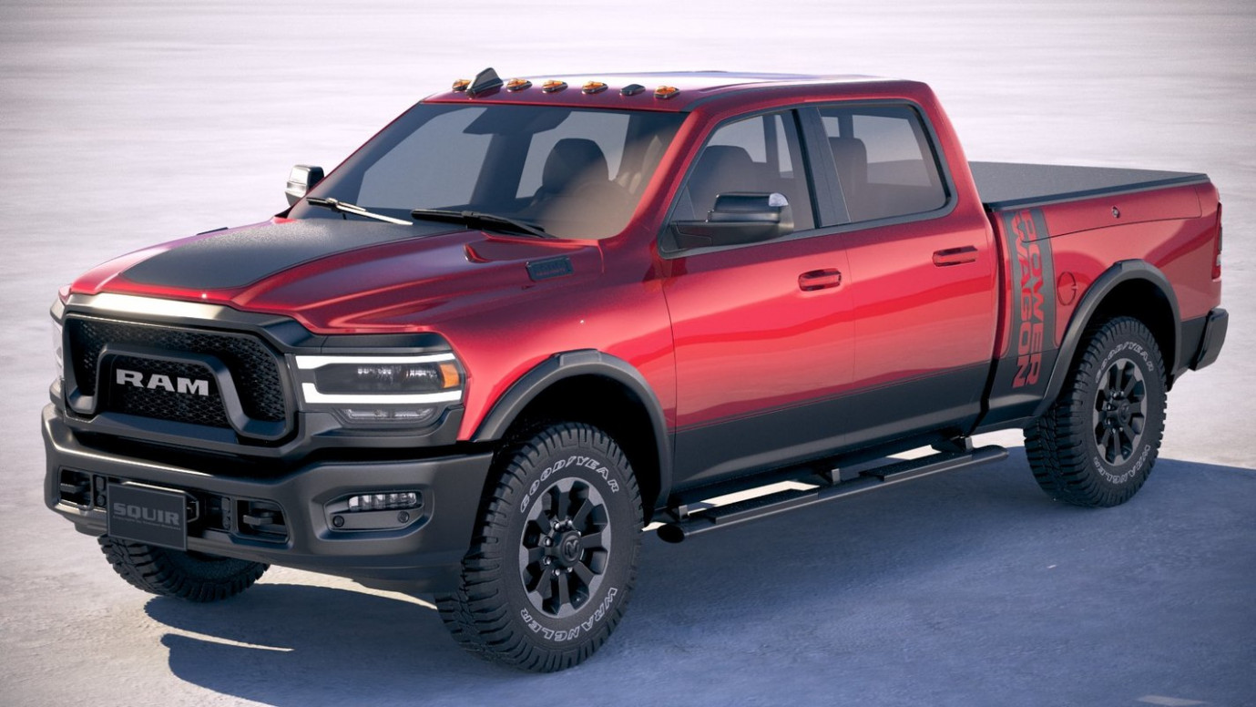 Specs and Review 2022 Dodge Power Wagon