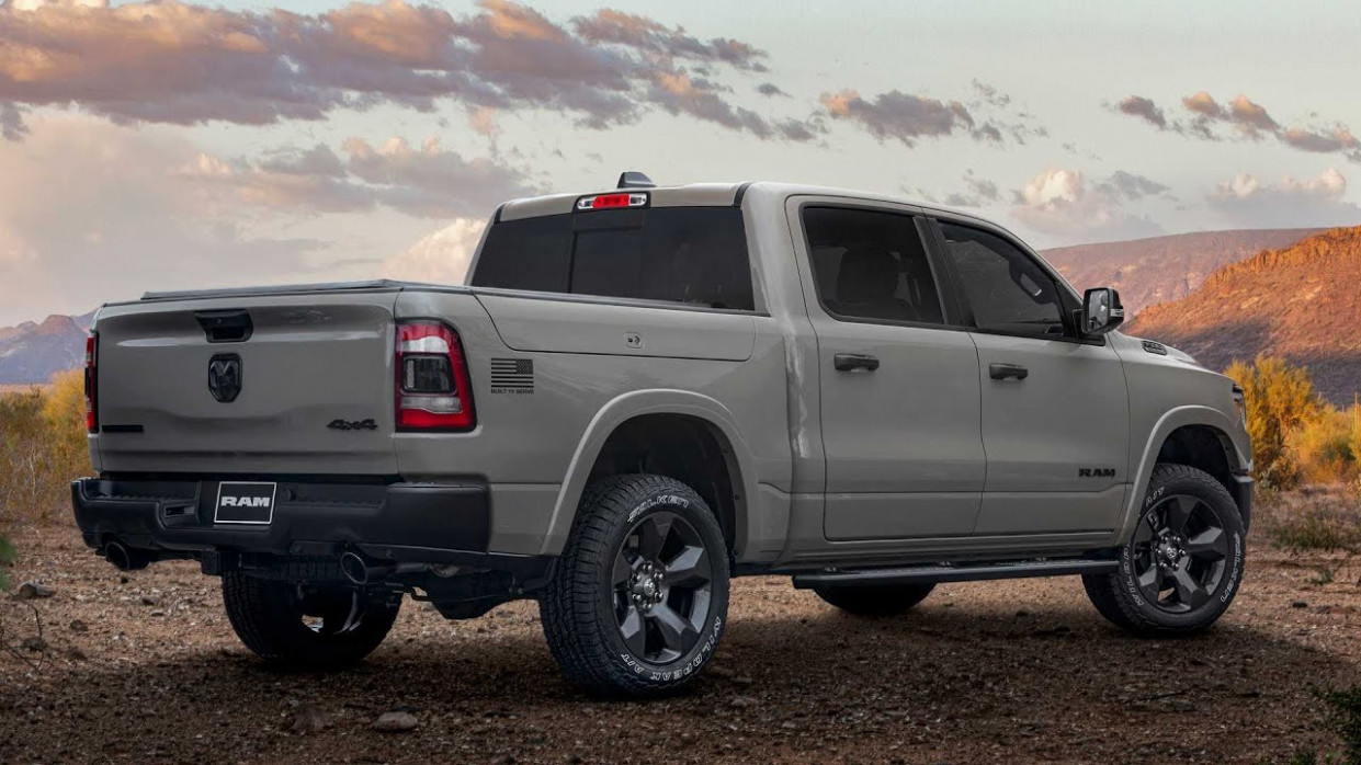 Performance 2022 Dodge Ram 1500