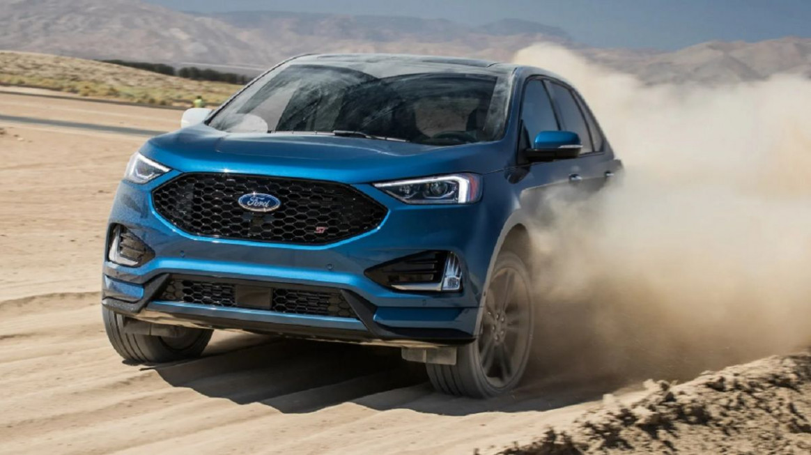 Review and Release date 2022 Ford Edge New Design
