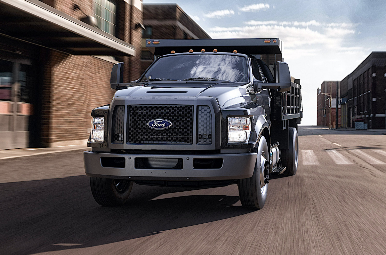Picture 2022 Ford F650