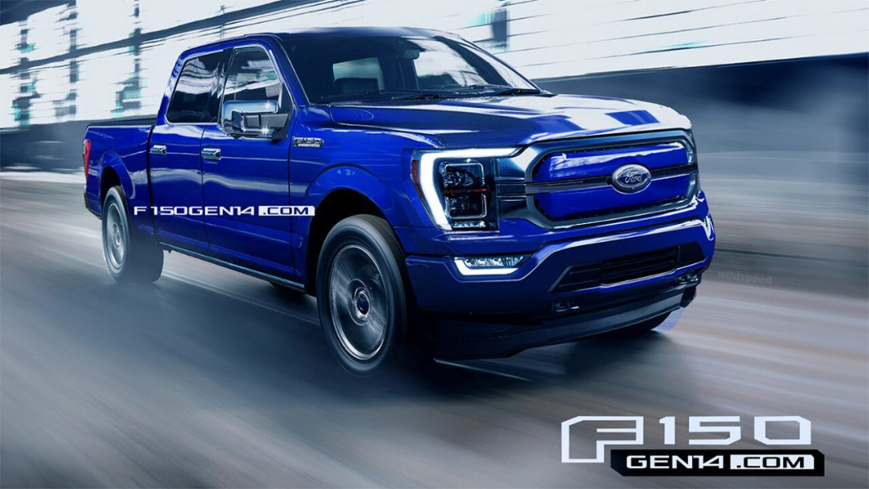 Research New 2022 Ford Lobo