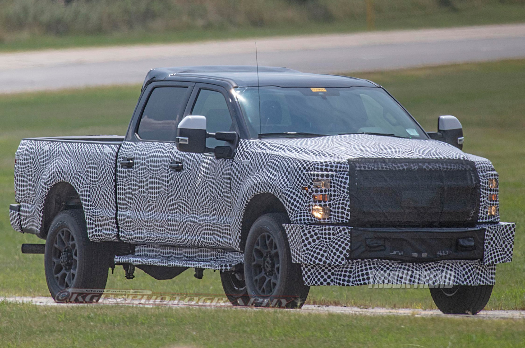 Pictures 2022 Ford Super Duty