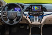 Performance and New Engine 2022 Honda Odyssey