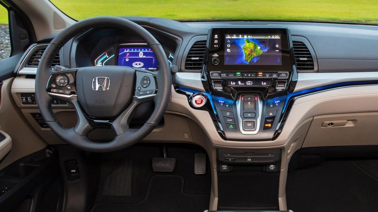 Overview 2022 Honda Odyssey